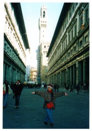 FlorenceTown: paola en Florencia
