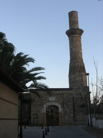 Kesik Minaret Mosque