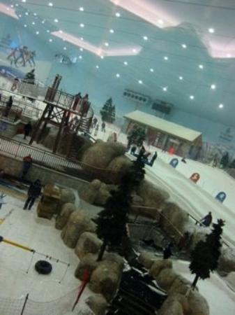 Mall of the Emirates: Snow in Dubai