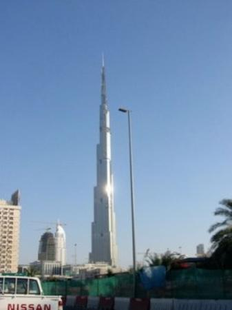 เบิร์จคาลิฟา: Burj Dubai