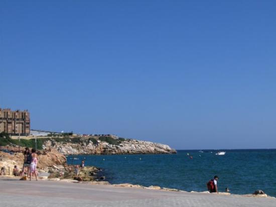 ซาลู, สเปน: petite vue sympa de Salou