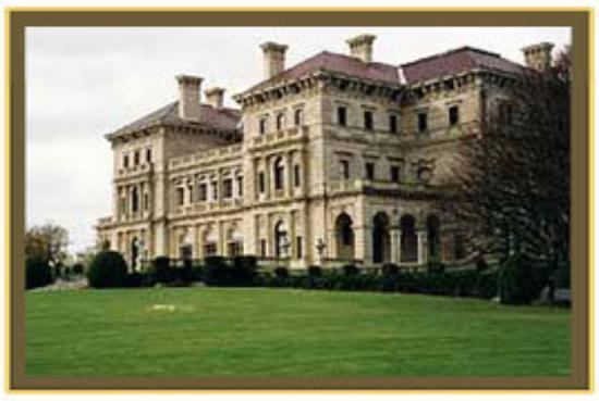 นิวพอร์ต, โรดไอแลนด์: Rhode Island 07/08-The Breakers Mansion tour. There were no pictures allowed to be taken inside.
