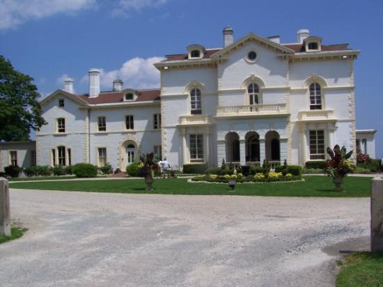นิวพอร์ต, โรดไอแลนด์: Rhode Island 07/08- Newport Mansion tour