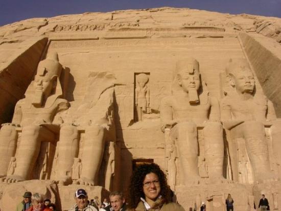 อาบูซิมเบล, อียิปต์: Abu simbel - Egitto