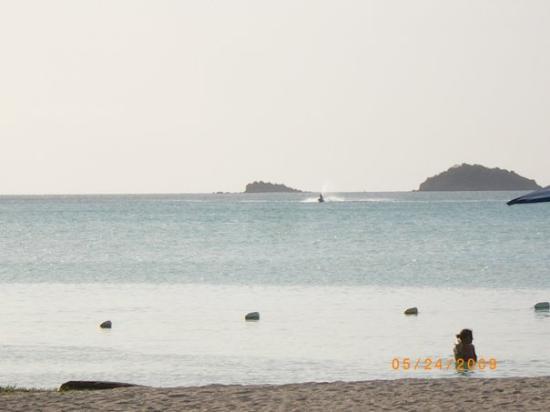 เซนต์จอห์นส์, แอนติกา: Beach View