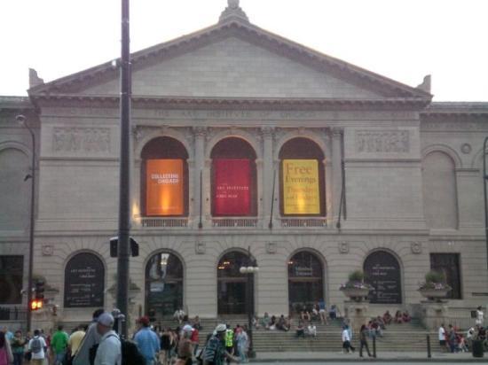 สถาบันศิลปะชิคาโก: The Art Institute of Chicago Jun 28.08