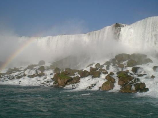 Niagara Falls: Cataratas del Niágara, Nueva York, Estados Unidos