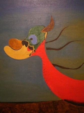 พิพิธภัณฑ์ศิลปะเมโทรโปลิทัน: NY - Jul 10 MET Animated Landscape Joan Miró - 1927