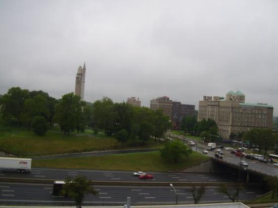 เซนต์หลุยส์ , มิสซูรี่: vista di St. Louis dall'albergo