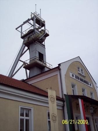 เหมืองเกลือวีลิคซา: The Wieliczka Salt Mine shaft