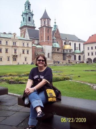 มหาวิหารวาเวล: Wawel Cathedral found next to the Wawel Castle
