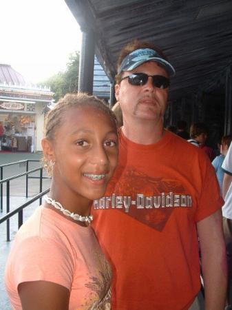 ไมร์เทิลบีช, เซาท์แคโรไลนา: Jade & her Big Daddy!