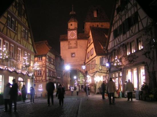 โรเทนเบิร์กอ็อบเดอร์โตเบอร์, เยอรมนี: Rothenberg, Germany