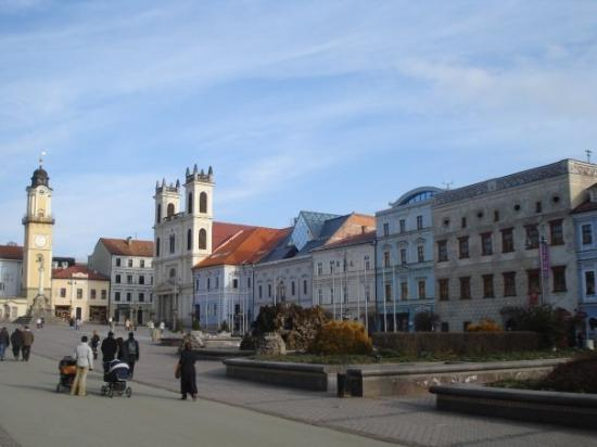 Banska Bystrica, สโลวะเกีย: Schone stadt