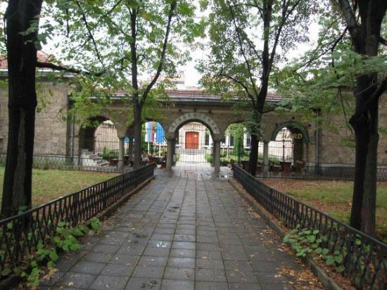 โซเฟีย, บัลแกเรีย: Turkish baths in Sofia