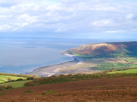 Exmoor National Park的民宿