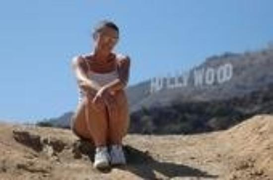 Hollywood Sign: Hell , , , I mean , Hollywood.