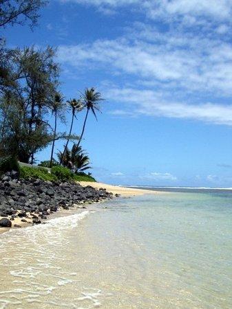 Puko'o Beach