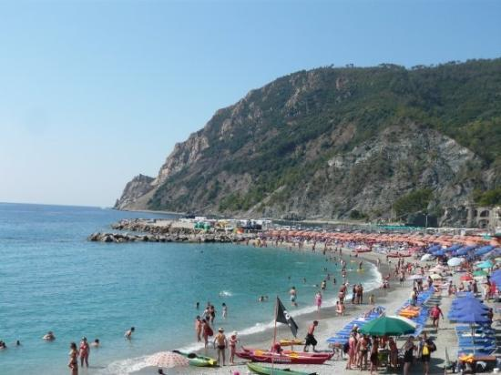 La Spezia Italy Monterosso Al Mare Beach The Best In 5