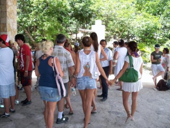 Playa Mujeres Photo
