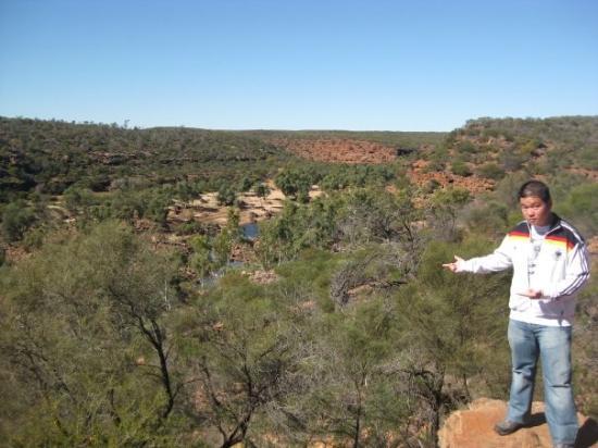 Kalbarri National Park, ออสเตรเลีย: Hawk Head