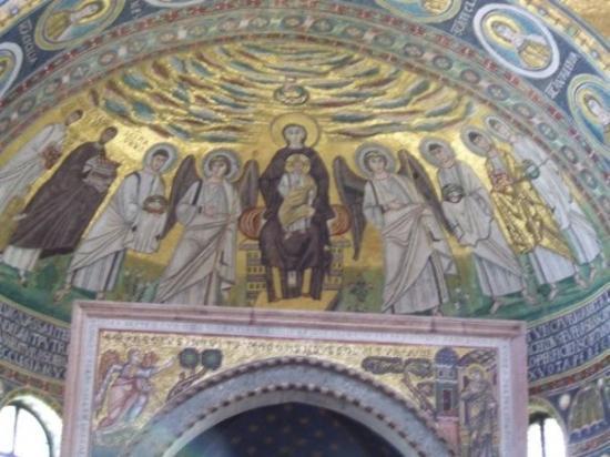 ยูฟราซิอุสบาซิลิกา: Eufrazijeve bazilike/Euphrasius-bazilika/Euphrasian Basilica, Poreč