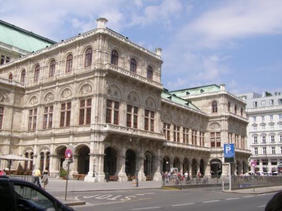 State Opera House: opera