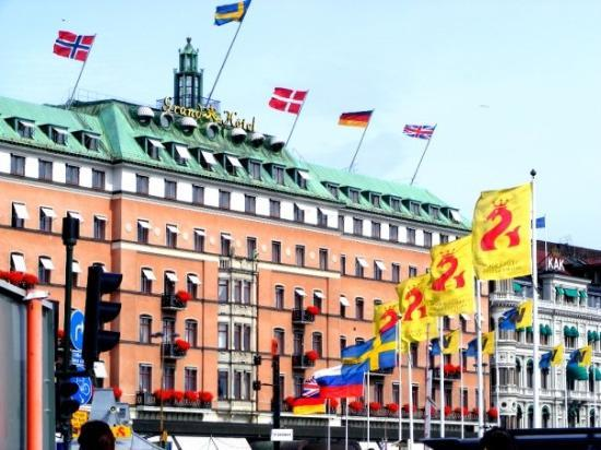 โรงแรมแกรนด์: Das beste Hotel am Platze
