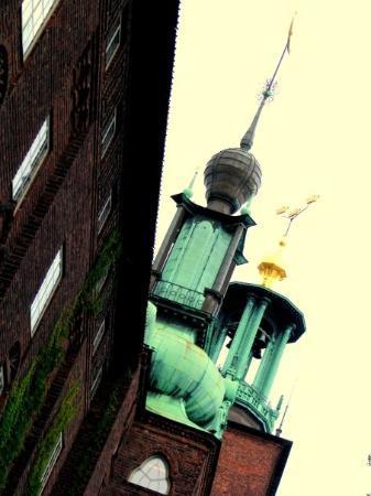 ศาลาว่าการเมือง: Stadthaus in Stockholm