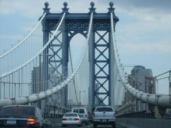 Manhattan Bridge....