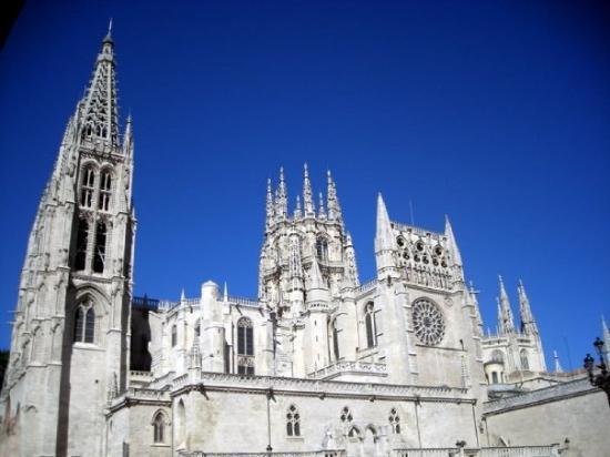 บูร์โกส, สเปน: La catedral de Burgos