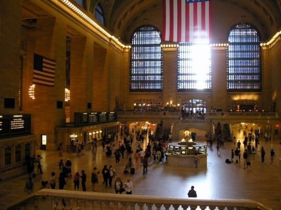 Grand Central Terminal: Estación Central