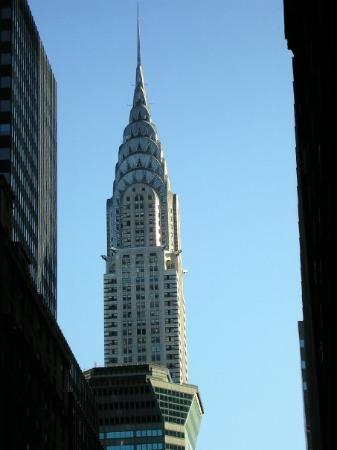 Chrysler Building: Chrysler