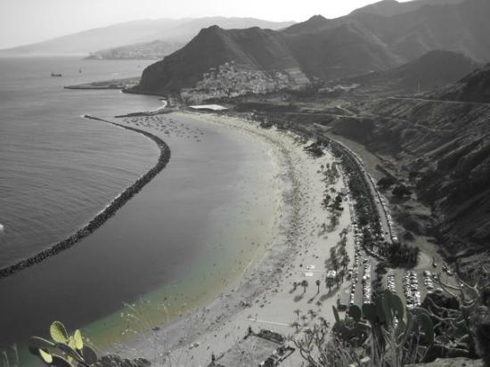 Santa Cruz de Tenerife, สเปน: Las Teresitas
