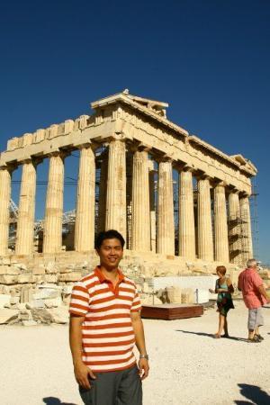 พาร์เธนอน: The Parthenon, Athens, Greece