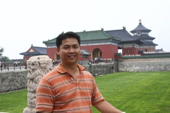 หอเทียนถัน: Temple of Heaven, Beijing, China
