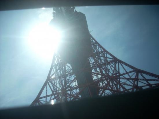 โตเกียวทาวเวอร์: My favorite photo!