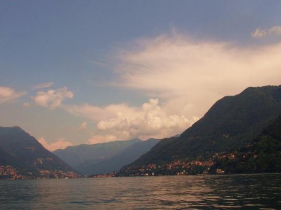 โคโม, อิตาลี: one amaaazing boat ride !