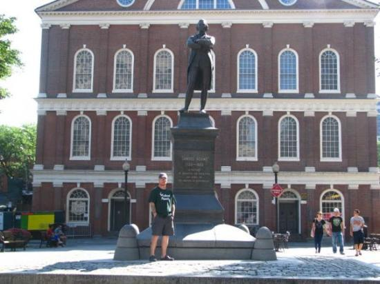 Faneuil Hall Marketplace ภาพถ่าย