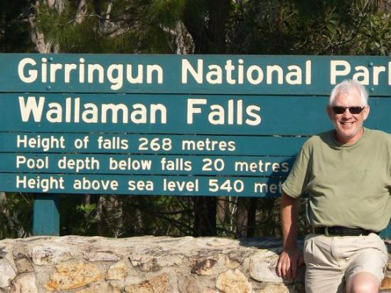 Wallaman Falls National Park, Australien: This is at the tallest falls in Australia.