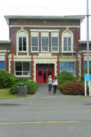 ฟอร์กส์, วอชิงตัน: Forks High School