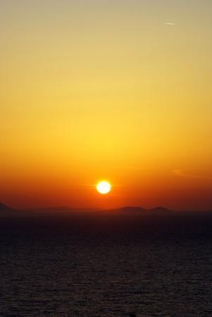 เอีย, กรีซ: Santorini - Sunset at Oia