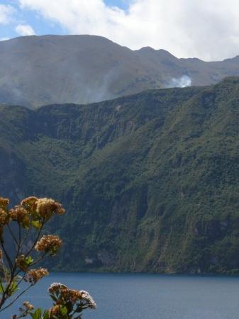 Quito, Ecuador: Laguna Cuichocha