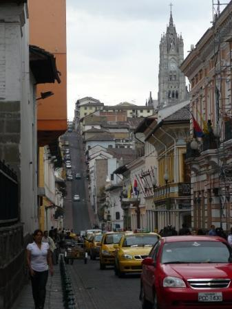 Quito - historical center