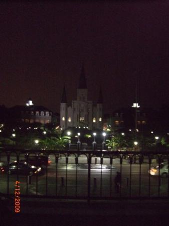มหาวิหารเซนต์หลุยส์: St. Louis Cathedral