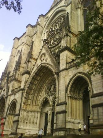 Cathedral Church of Saint John the Divine: st john the divine, last performance. soooo pretty