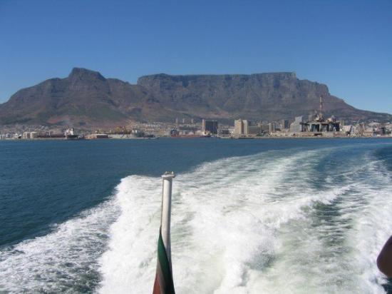 Robben Island Museum: On The Way To Robben Island!!!