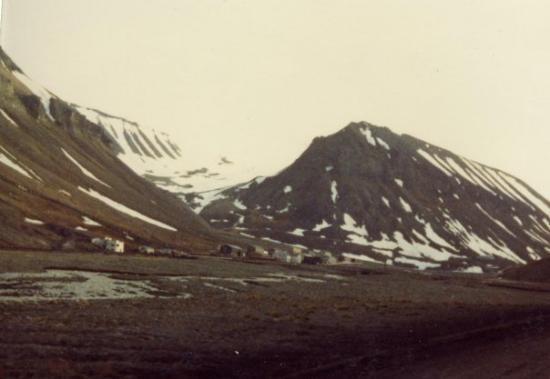 ลองเยียร์เบียน, นอร์เวย์: Longyearbyen - huvudorten.