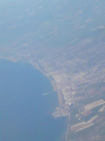 eastbourne from the plain °_°