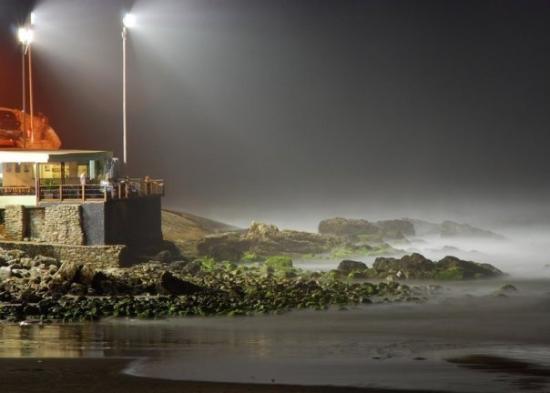 กูอารูจา: Pitangueiras beach, on Maluf's corner